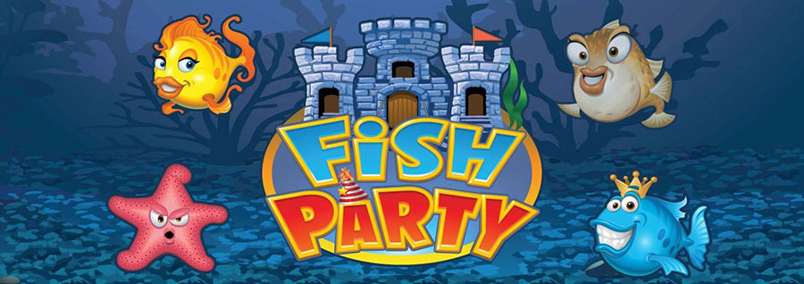 Fish Party Sit & Go Tournaments From Microgaming