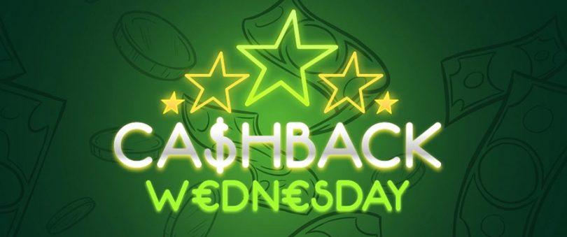 Olybet Casino Wednesday Cashback Special Gambling Bonuses